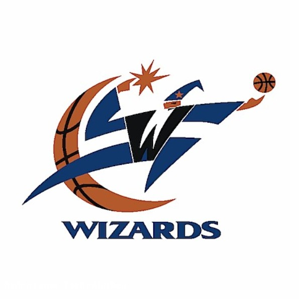 Washington Wizards equipo con el IPAD.