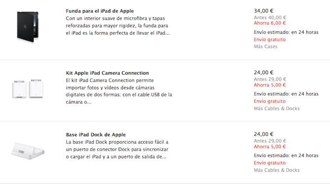 Black Friday en el Apple Store español