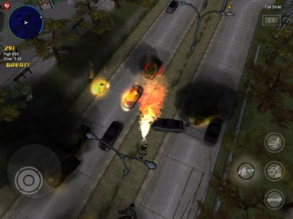 GTA Chinatown Wars está disponible en HD Lite