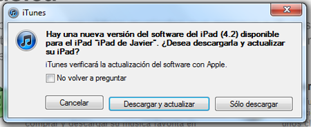 iOS 4.2 disponible para la descarga