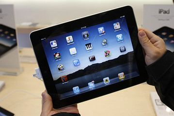 Tener un IPAD? Aduanas de China dice Pony Up