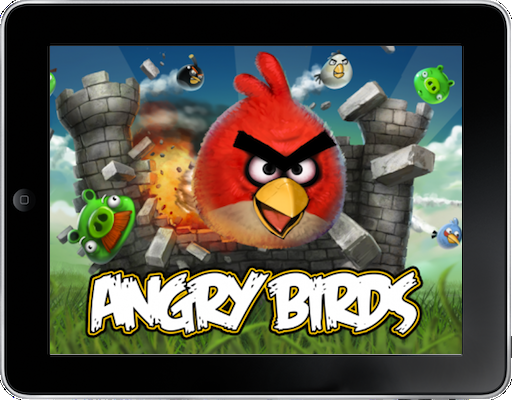 "Adictos a ""Angry Birds"""