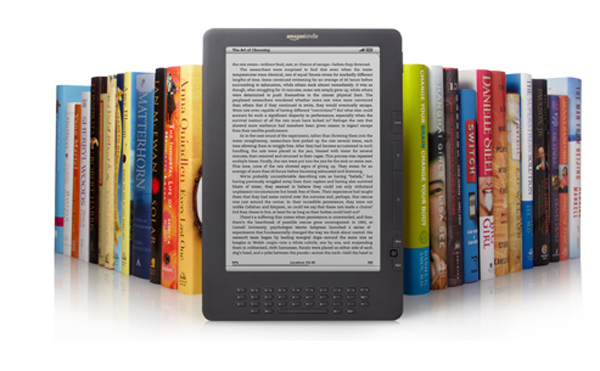 Amazon dice que el Kindle aguanta la competencia del iPad y Galaxy Tab