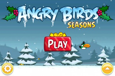 Angry Birds Seasons HD ya en la App Store