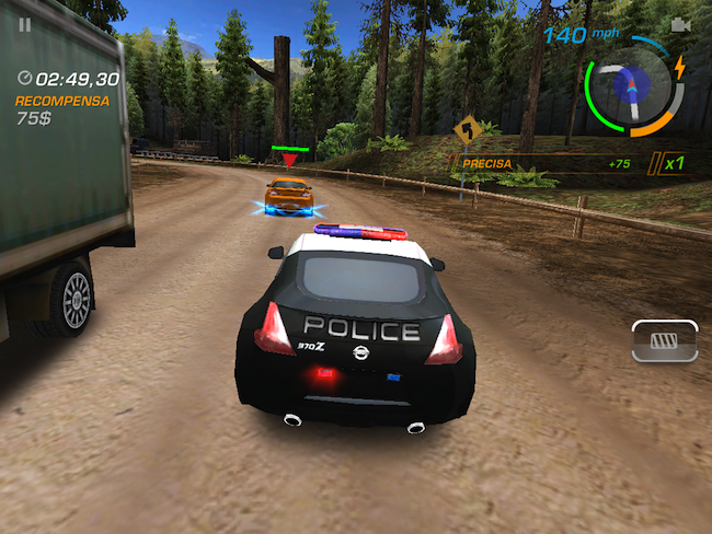 "Análisis: ""Need for Speed: Hot Pursuit"""