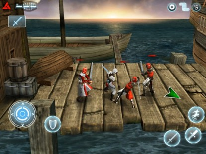 Assassin's Creed llega a IPAD
