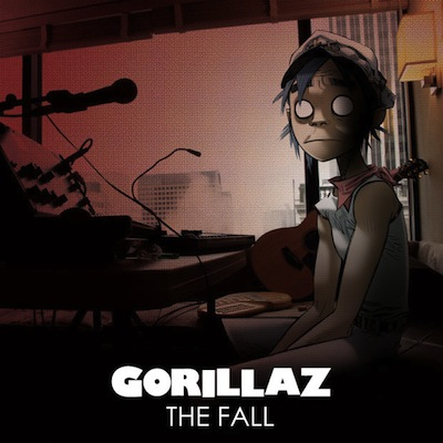 Disponible el album de Gorillaz realizado con el iPad