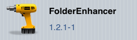 Disponible FolderEnhancer compatible con iPad