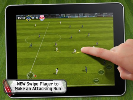 FIFA11 disponible para el iPad