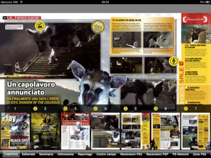 Generación Play Magazine: Revista Nueva de IPAD