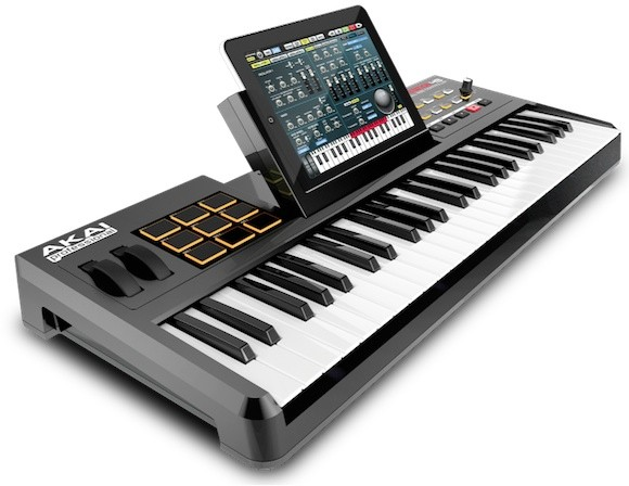 Akai SynthStation49, una mezcla perfecta
