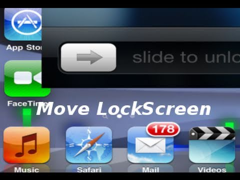 Move Lockscreen to Unlock se actualiza a la versión 1.1 (Cydia)