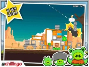 Angry Birds HD se ha actualizado