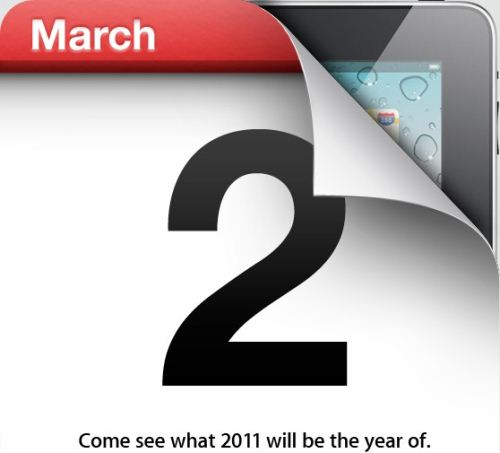 Confirmado: Evento de Apple el 2 de Marzo