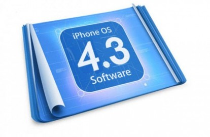 IOS 4.3 estará disponible el 28 de febrero