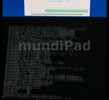 Video tutorial Jailbreak del iPad con iOS 4.2.1 y GreenPois0n