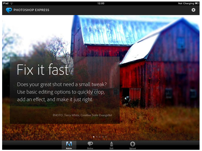 Adobe actualiza Photoshop Express a la versión 2.0