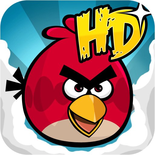 Angry Birds HD se actualiza