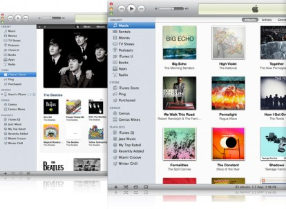 Apple lanza iTunes 2.10