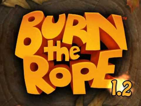 Burn the Rope llega al iPad