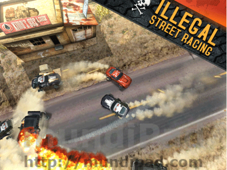 Death Rally para iPad