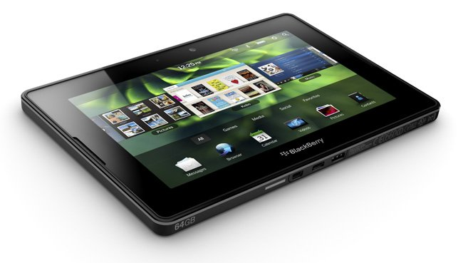 El Blackberry Playbook estará disponible el 19 de abril