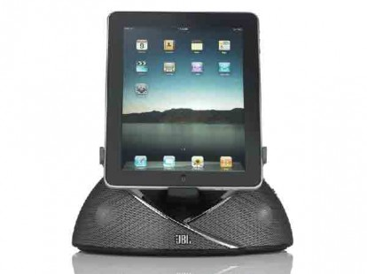 JBL On tema Beat, un dock universal compatible con todos los IOS dispositivos de audio