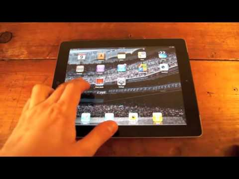 PCMag publica el primer unboxing y review del iPad 2 en Youtube