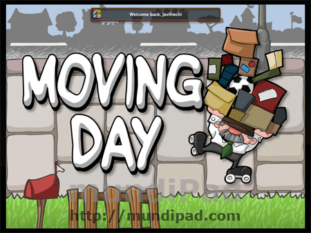 Adictivo juego Moving Day para iPad