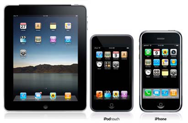 Apple ha vendido casi 200 millones de iDevices
