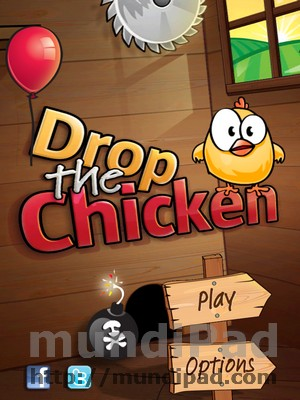 Drop the Chicken