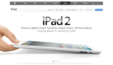 IPAD 2 Noticias: IPAD dos Obtiene Top Ranking de Consumer Reports