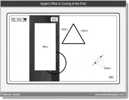 iWeb IPAD? Mientras tanto, el Apple patentes ...