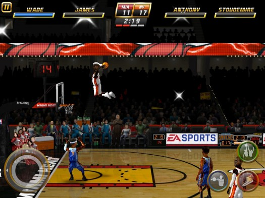 NBA Jam for iPad disponible