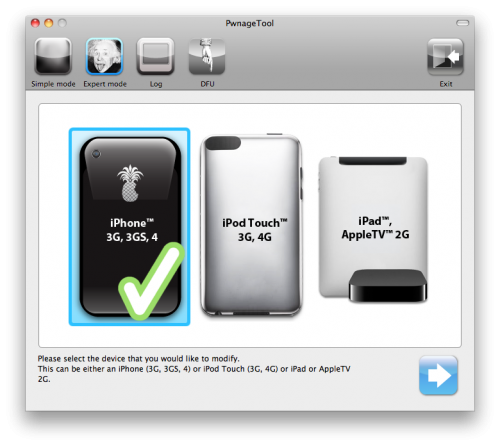 Tutorial: jailbreak untethered a iOS 4.3.1 con PwnageTool (MAC) (Custom Firmware)