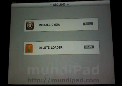 Videos del Jailbreak del iPad 2