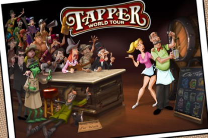 Tapper World Tour HD se actualiza!