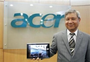 Acer reduce estimaciones sobre la tableta