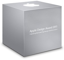 Apple entrega los Design Awards 2011