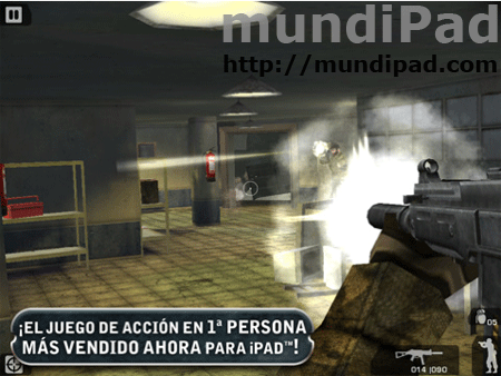 Battlefield Bad Company 2 para iPad