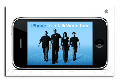 El Tech Talk World Tour Apple está a punto de regresar?