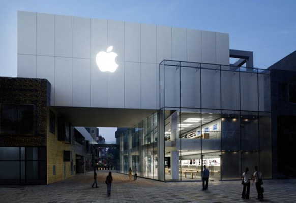 La clave del crecimiento de Apple es China