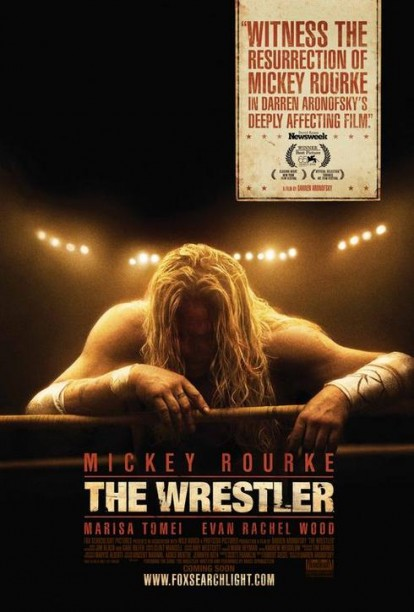 "La mejor película elegida por Movie Store dell'iTunes: ""The Wrestler"", 2008"