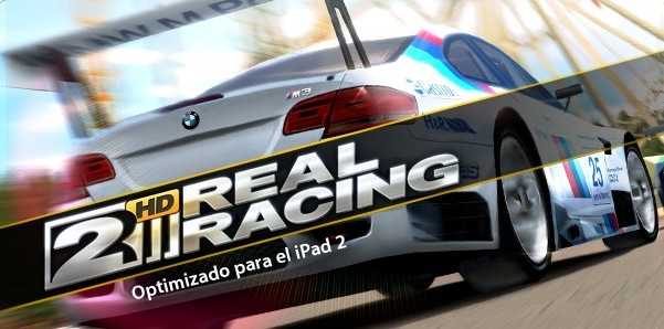 Real Racing 2 HD se actualiza con interesantes novedades