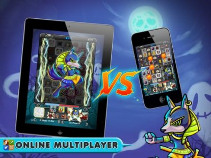 Stele of the Ancients: un nuovo tipo di match3?  – la recensione di iPadItalia