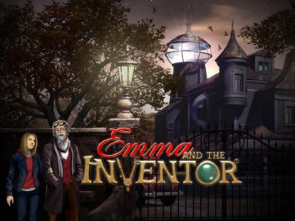 Emma and the Inventor HD – Disponibile su App Store!
