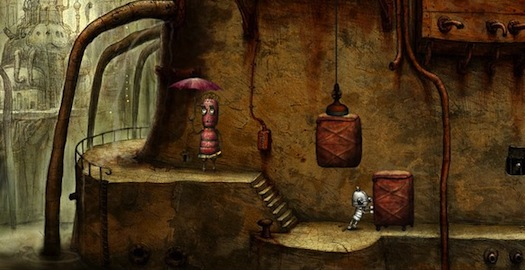 Machinarium ya está disponible en la App Store