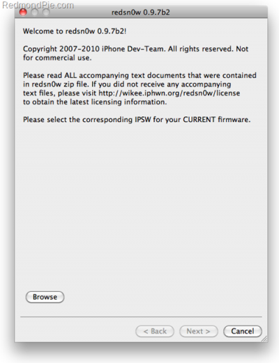 Jailbreak UNTETHERED del iPad con iOS 4.2.1 (Beta 2)