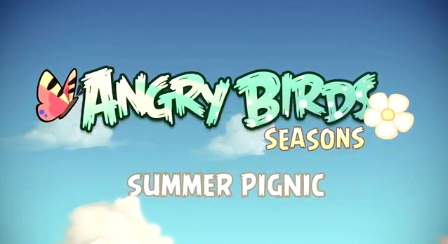 El Mighty Eagle llega a Angry Birds Seasons HD